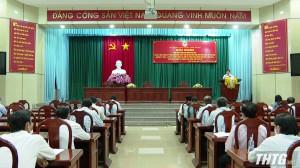 Hội Nông dân Tiền Giang sơ kết giữa nhiệm kỳ