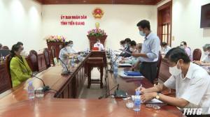 Chủ tịch UBND tỉnh đối thoại và giải quyết khiếu nại của công dân